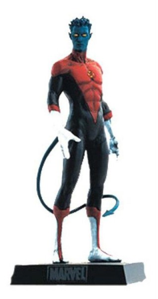 Marvel-Figur: Nightcrawler