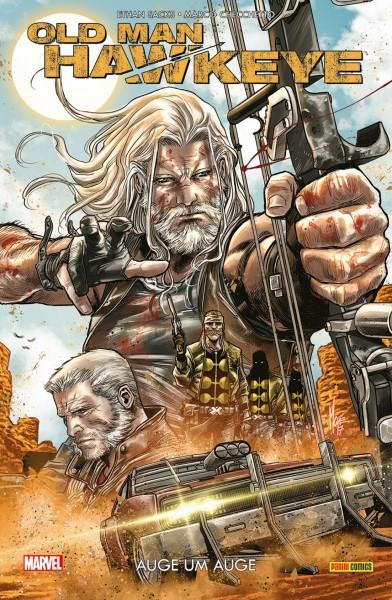 Old Man Hawkeye 1: Auge um Auge