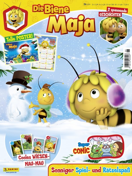 Biene Maja Magazin 06/19