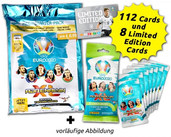 UEFA Euro 2020 Adrenalyn XL - Blaster-Bundle 1