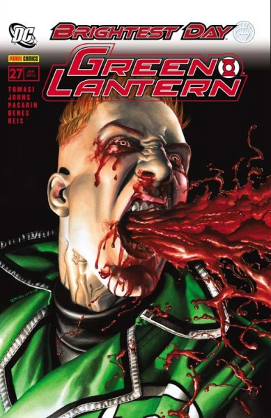 Green Lantern 27: Smaragdkrieger 2
