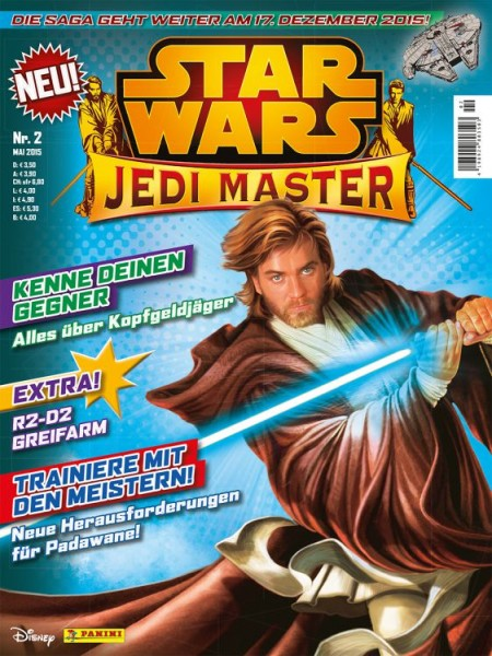 Star Wars: Jedi Master - Magazin 2