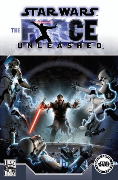 Star Wars Sonderband 45: The Force Unleashed