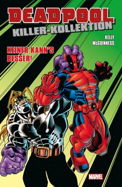 Deadpool Killer-Kollektion 3: Keiner kann's besser