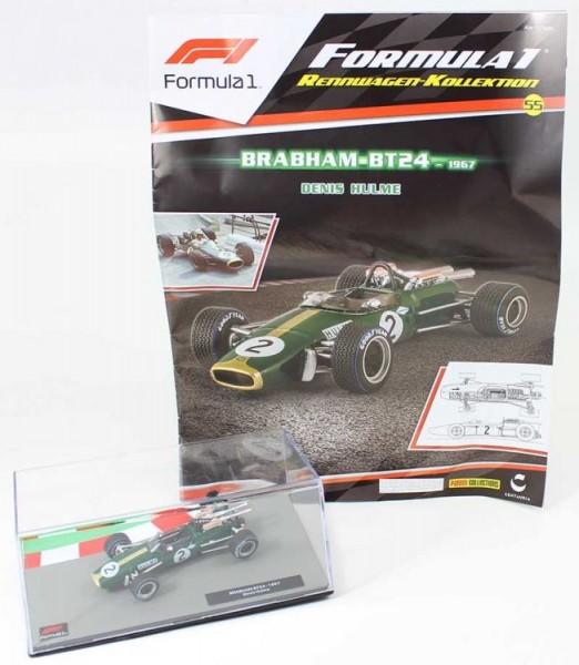 Formula 1 Rennwagen-Kollektion 55: Denis Hulme