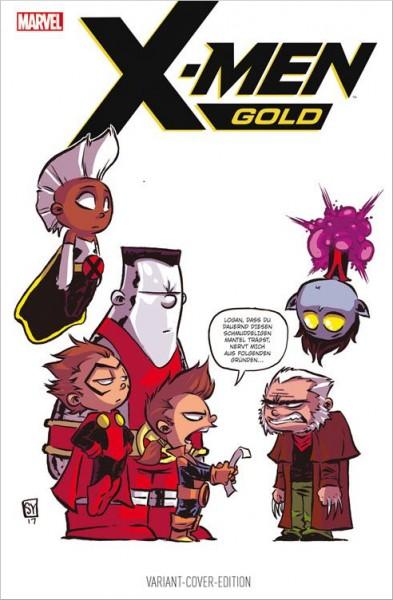 X-Men: Gold 1: Ein neuer Morgen Variant Cover