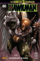 Hawkman 3: Die Dunkelheit im Innern Cover