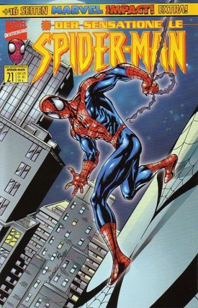 Der sensationelle Spider-Man 21