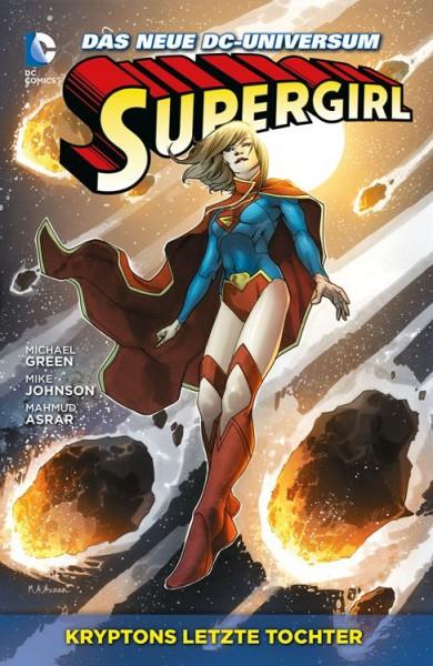Supergirl 1: Kryptons letzte Tochter