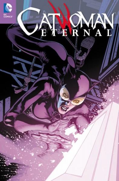 Catwoman 8 (2012): Ein neues Gotham Variant - Comic Salon Erlangen