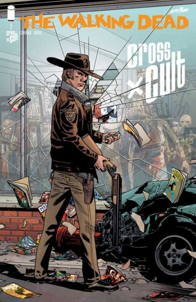 The Walking Dead: 15 Jahre The Walking Dead Cover