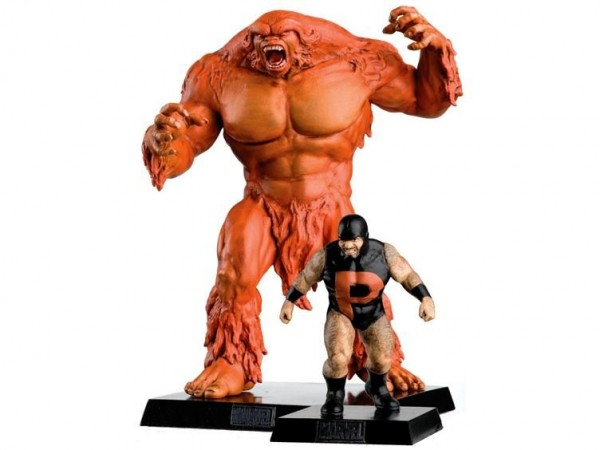 Marvel-Figur: Sasquatch & Puck