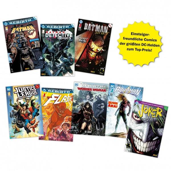 DC Comics: Starter-Bundle