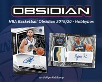 NBA Obsidian Basketball Trading Cards 2019/20 - Hobbybox