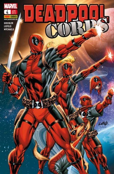 Deadpool Sonderband 4: Deadpool Corps 3