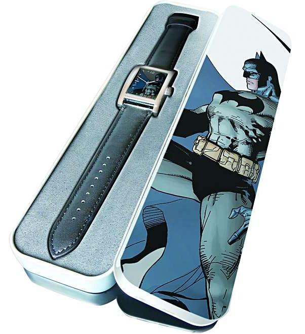 Batman Classic Armbanduhr