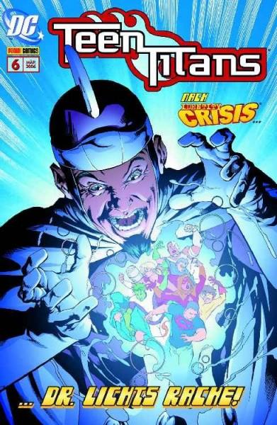 Teen Titans Sonderband 6: Licht im Dunkel