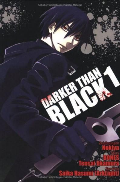 Darker than Black 1