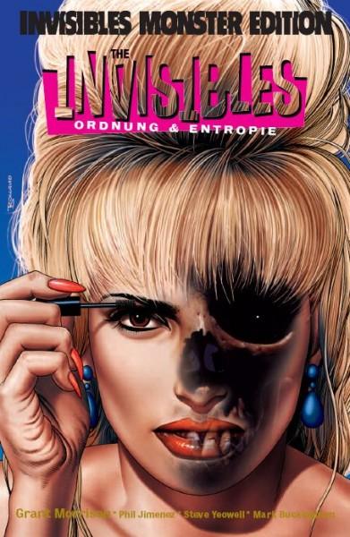Invisibles - Monster Edition 2: Ordnung & Entropie