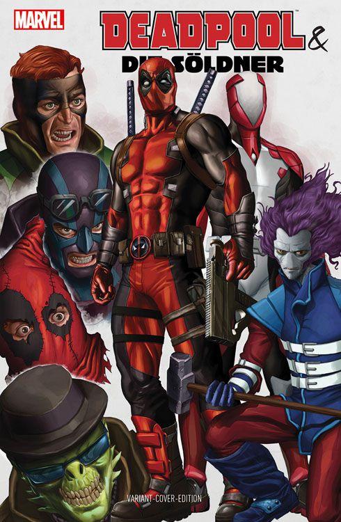 Deadpool & die Söldner 1 Variant