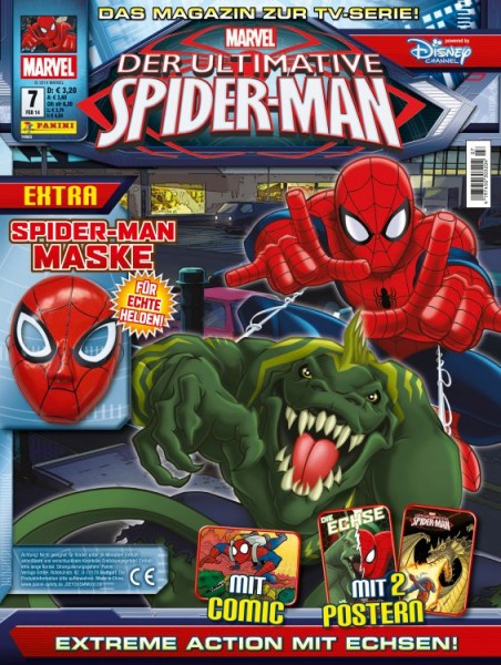 Der ultimative Spider-Man - Magazin 7