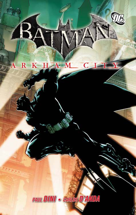 Batman: Arkham City 1