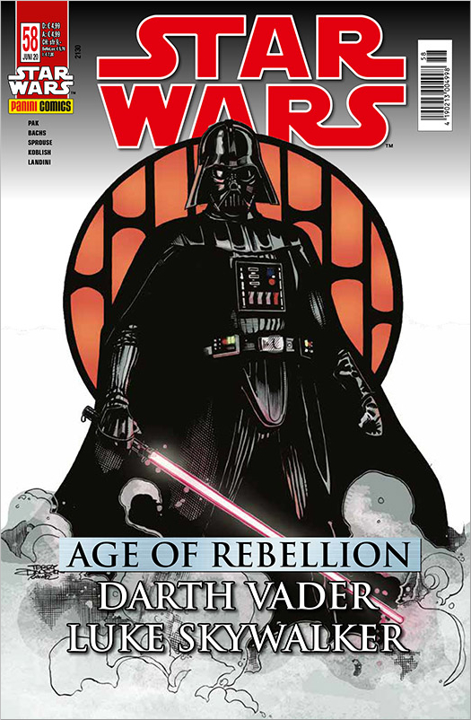 Star Wars 58: Age of Rebellion -...