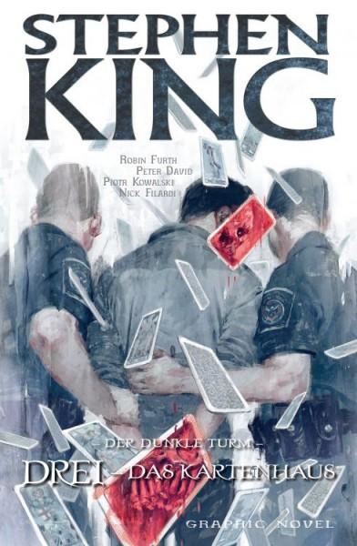 Stephen King: Der Dunkle Turm 13: Drei - Das Kartenhaus