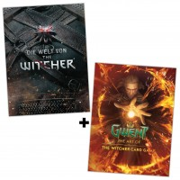 The Witcher: Artbook-Bundle