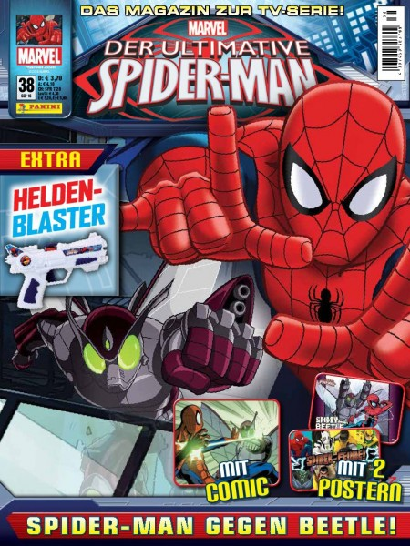 Der ultimative Spider-Man - Magazin 38