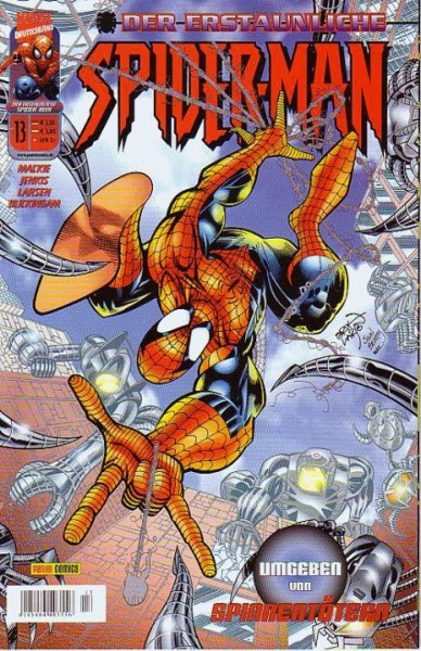 Der erstaunliche Spider-Man 13