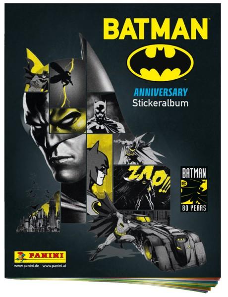80 Jahre Batman Jubiläumskollektion - Stickeralbum