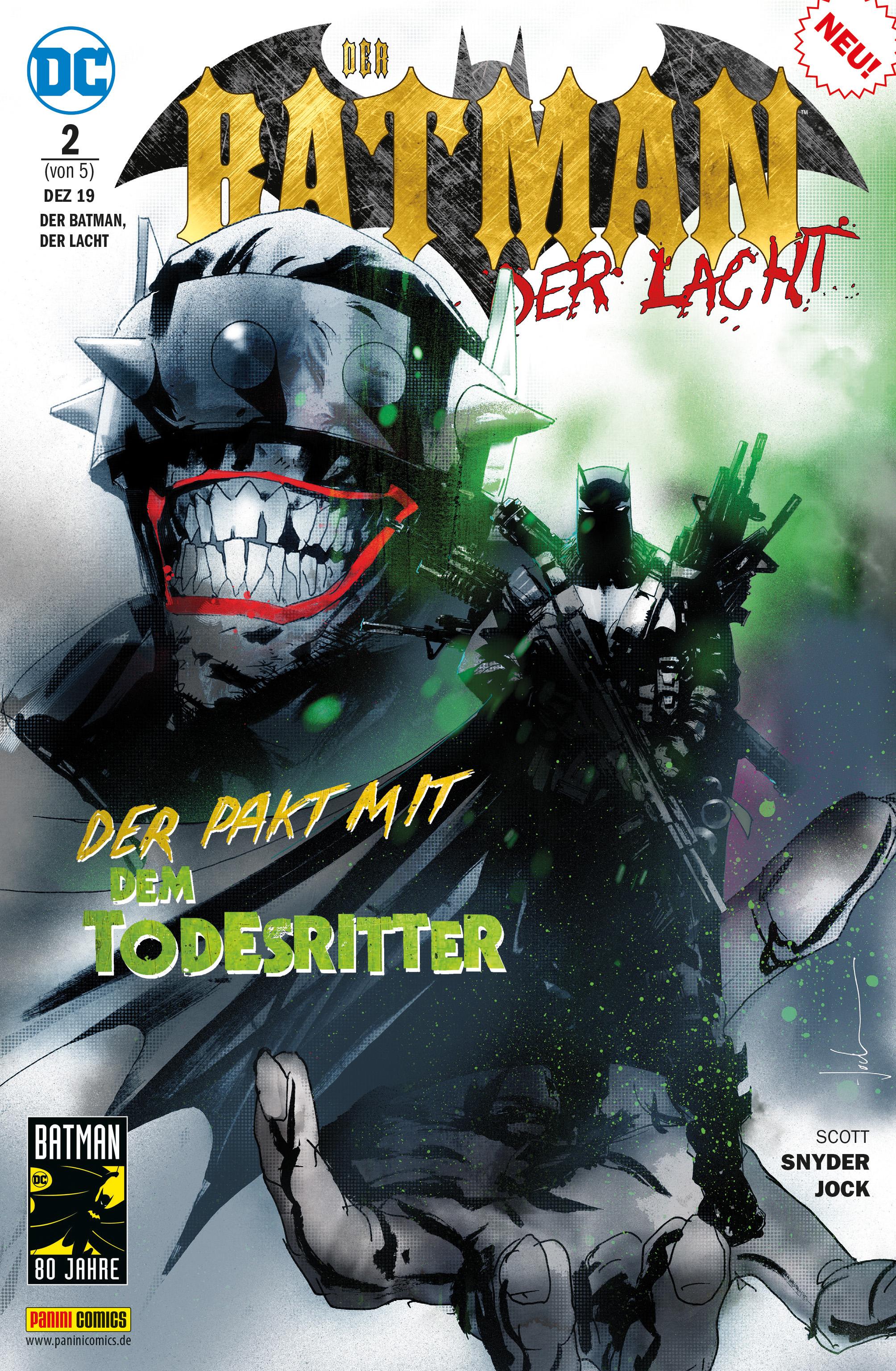 Der Batman, der lacht 2: Der Pakt mit...