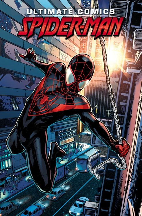 Ultimate Comics: Spider-Man 1 Variant