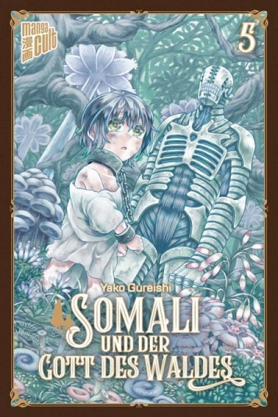 Somali und der Gott des Waldes 5 Cover