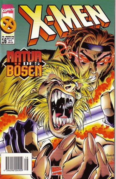 X-Men 16: Natur des Boesen