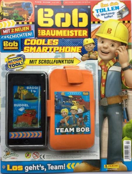 Bob der Baumeister Magazin 02/18