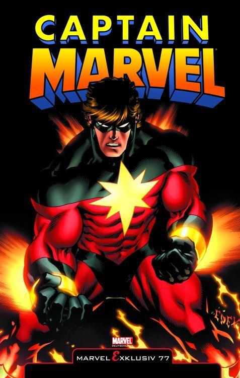 Marvel Exklusiv 77: Captain Marvel