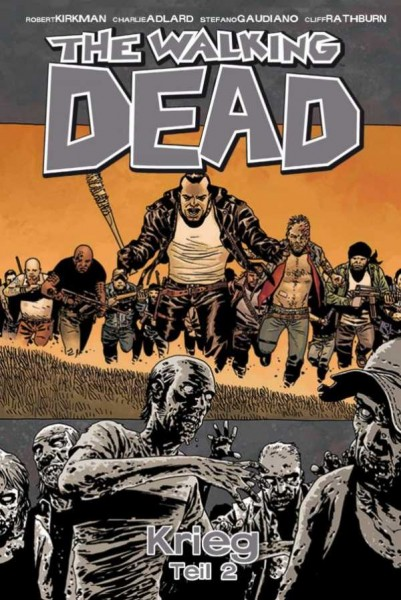 The Walking Dead 21: Krieg - Teil 2 Cover
