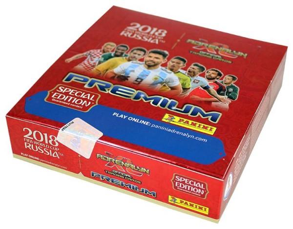 2018 FIFA World Cup Russia Adrenalyn XL - Premium Box