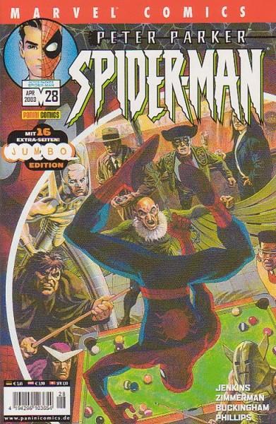 Peter Parker - Spider-Man 28