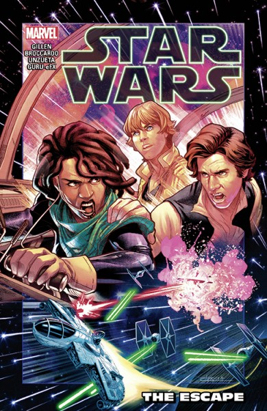 Star Wars Sonderband: Auf der Flucht Hardcover
