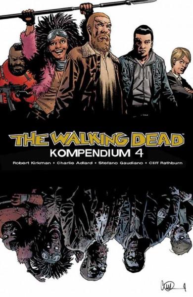 The Walking Dead Kompendium 4 Cover