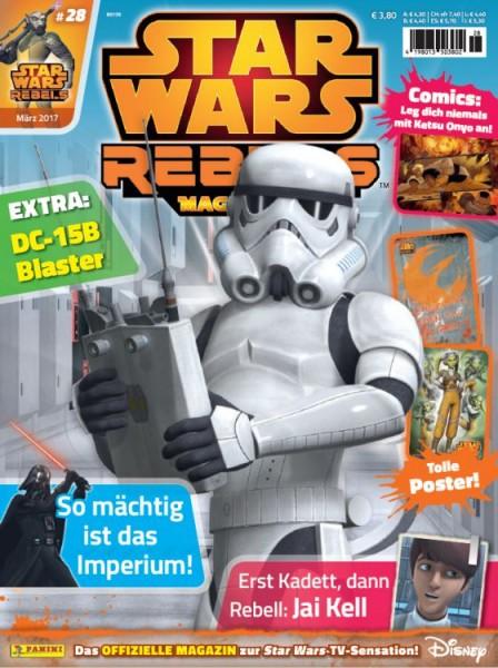 Star Wars: Rebels - Magazin 28