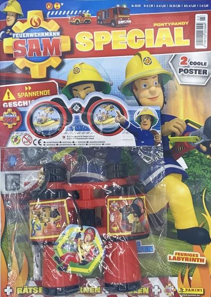 Feuerwehrmann Sam Special 03/20 Packshot mit Extra