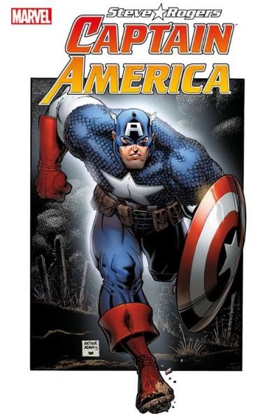 Captain America: Steve Rogers 6 Variant - Comic Action Essen 2018