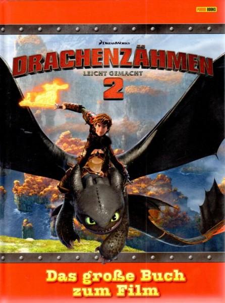 Dragons - Drachenzähmen leicht gemacht 2 - Das grosse Buch zum Film