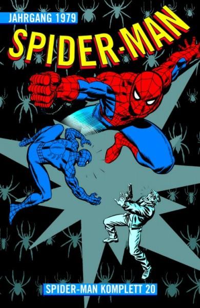 Spider-Man Komplett 20