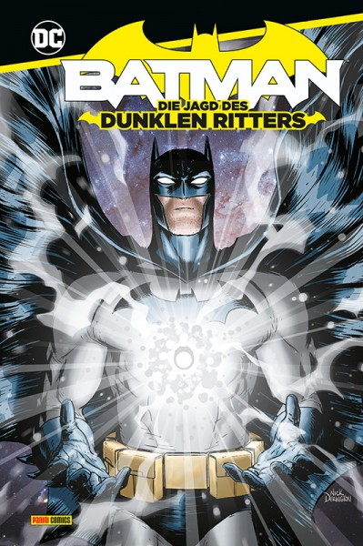 Batman: Die Jagd des Dunklen Ritters Hardcover