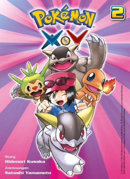 Pokémon X und Y 2